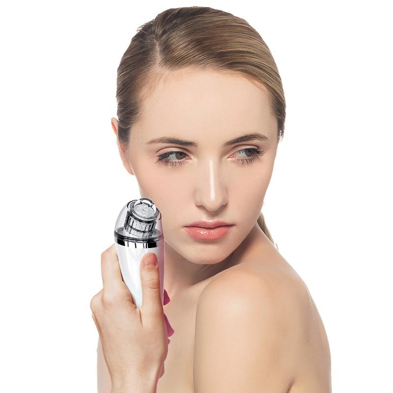 Прахосмукачка за премахване на черни точки - Електрически уред за почистване на пори Електрически инструмент за екстракция на акне за комедо за жени и мъже