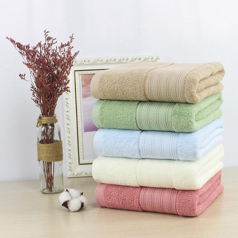 Висококачествена 100% памучна обикновена хотелска кърпа
