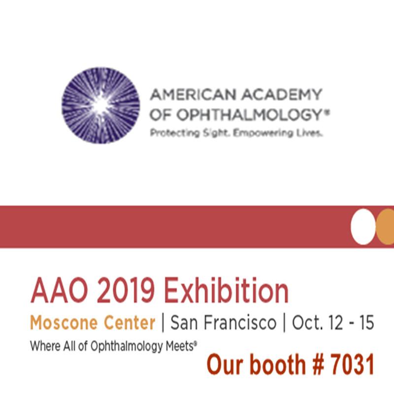 Заповядайте да ни посетите на изложение ААО 2019