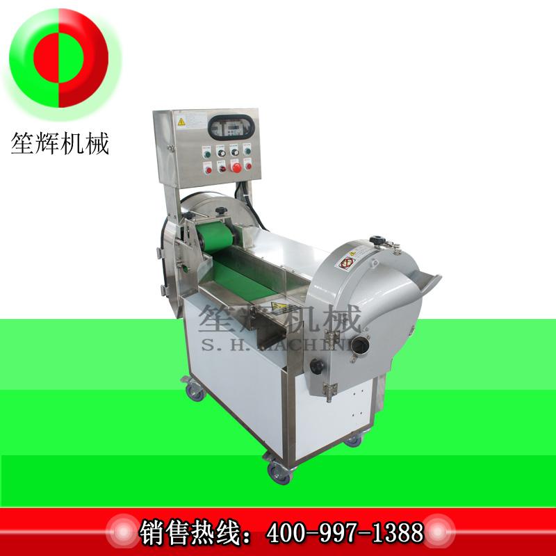 Въвеждане на използването и работата на машина за рязане на плодове и зеленчуци