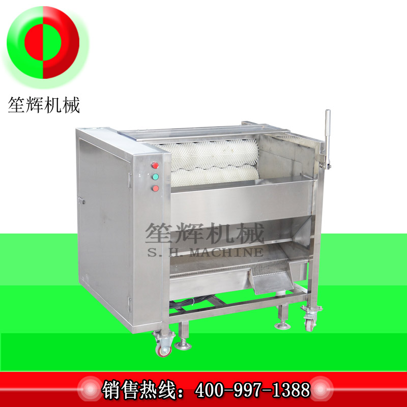 Въвеждане на машина за четки за плодове и зеленчуци