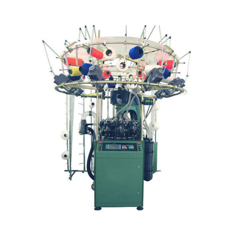 Компютризирана безшевна машина за плетене на бельо